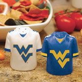 West Virginia Mountaineers Gameday Salt n Pepper Shaker