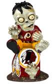 Washington Redskins Zombie Figurine - On Logo