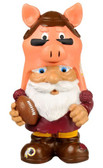 Washington Redskins Mad Hatter Gnome