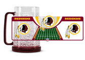 Washington Redskins Crystal Freezer Mug 9413159128