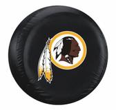Washington Redskins Black Tire Cover