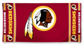 Washington Redskins Beach Towel 9960618765