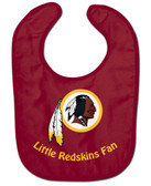 Washington Redskins Baby Bib - All Pro Little Fan