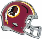 Washington Redskins Auto Emblem - Helmet