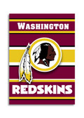 Washington Redskins 2-Sided 28 x 40 House Banner