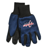 Washington Capitals Two Tone Gloves