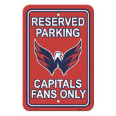 Washington Capitals Car Flag with Wall Bracket 80207