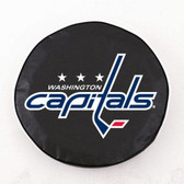 Washington Capitals Black Tire Cover, Large