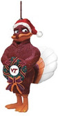 Virginia Tech Hokies Mascot Wreath Ornament