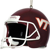 "Virginia Tech Hokies 3"" Helmet Ornament"