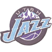 Utah Jazz Team Logo Patch