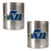 Utah Jazz Can Holder Set