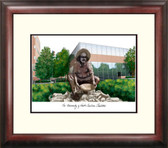 University of North Carolina, Charlotte Alumnus Framed Lithograph