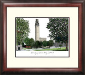 University of Detroit, Mercy Alumnus Framed Lithograph