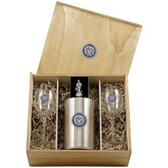 United States Navy Wine Box Set