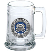 United States Coast Guard Stein Mug