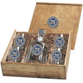 United States Coast Guard Capitol Decanter Box Set