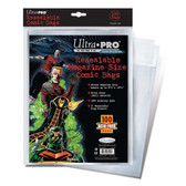 Ultra Pro Resealable Magazine Size Comic Bags