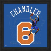 Tyson Chandler New York Knicks 20x20 Framed Uniframe Jersey Photo
