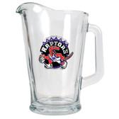 Toronto Raptors 60oz Glass Pitcher