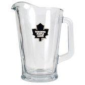 Toronto Maple Leafs 60oz Glass Pitcher