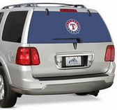 Texas Rangers Rear Window Film
