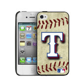 Texas Rangers iPhone 4/4s Hard Cover Case Vintage Edition