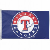 Texas Rangers 3'x5' Flag