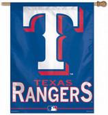 """Texas Rangers 27""""x37"""" Banner"""