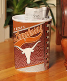 Texas Longhorns Wastebasket