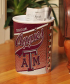 Texas A&M Aggies Wastebasket