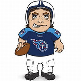 Tennessee Titans Dancing Musical Halfback