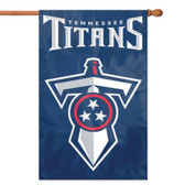 Tennessee Titans Banner Flag
