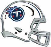 Tennessee Titans Auto Emblem - Helmet