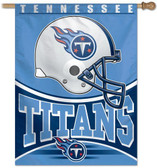 "Tennessee Titans 27""x37"" Banner"
