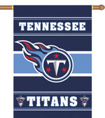 Tennessee Titans 2-Sided 28 x 40 House Banner