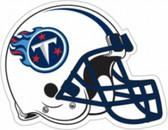 "Tennessee Titans 12"" Car Magnet - Helmet"