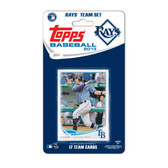Tampa Bay Rays Topps 2013 Team Set