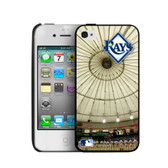 Tampa Bay Rays iPhone 4/4s Hard Cover Case