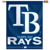 """Tampa Bay Rays 27""""x37"""" Banner"""