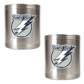 Tampa Bay Lightning Can Holder Set