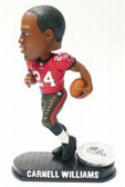 Tampa Bay Buccaneers Carnell Williams Black Base Edition Bobblehead