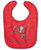 Tampa Bay Buccaneers Baby Bib - All Pro Little Fan