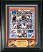Super Bowl XLI NFC Champs Chicago Bears Team Photo Mint