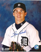 Steve Sparks Detroit Tigers Signed 8x10 Photo #2