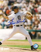 Steve Sparks Detroit Tigers Signed 8x10 Photo