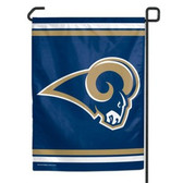 "St. Louis Rams 11""x15"" Garden Flag"