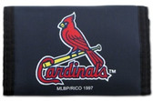 St. Louis Cardinals Nylon Trifold Wallet
