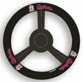 St. Louis Cardinals Leather Steering Wheel Cover