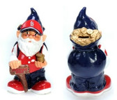 St. Louis Cardinals Garden Gnome Coin Bank
